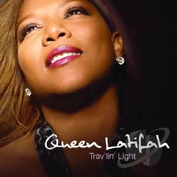 Queen Latifah - Trav'lin' Light CD Cover Art