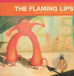 Flaming Lips - Yoshimi Battles The Pink Robot LP Cover Art