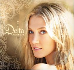 Goodrem, Delta - Delta CD Cover Art