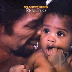Scott-Heron, Gil - Real Eyes CD Cover Art