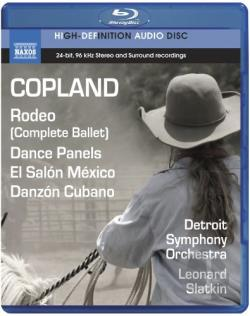Copland detroit symphony orchestra copland rodeo for Aaron copland el salon mexico
