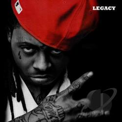 Lil Wayne - Legacy CD Cover Art
