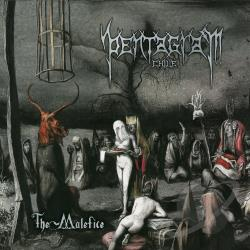 Pentagram (Chile) - Malefice CD Cover Art
