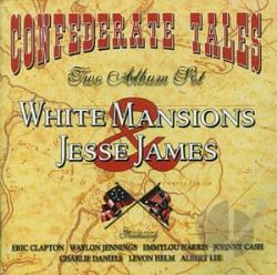 White Mansions/Legend of Jesse James CD Cover Art