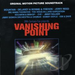 Vanishing Point CD Cover Art