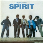 Spirit - Best Of Spirit CD Cover Art