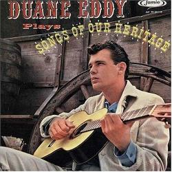 Eddy, Duane - Songs of Our Heritage CD Cover Art