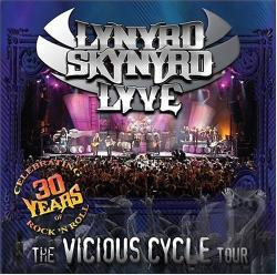 Lynyrd Skynyrd - Lyve: The Vicious Cycle Tour CD Cover Art