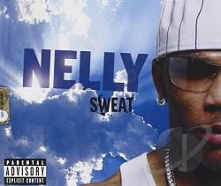 Nelly - Sweat CD Cover Art
