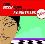Telles, Sylvia - Pure Bossa Nova CD Cover Art