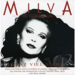 Milva - Hit Collection CD Cover Art
