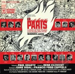 Is Paris Burning? CD Cover Art