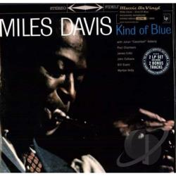 Davis, Miles - Kind of Blue LP Cover Art