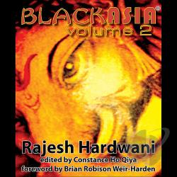 Rajesh Hardwani - Black Asia, Vol. 2 CD Cover Art
