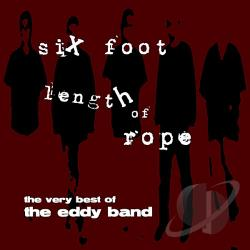 Band, Eddy - Six Foot Length Of Rope CD Cover Art