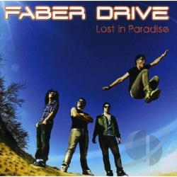 Faber Drive - Lost in Paradise CD Cover Art