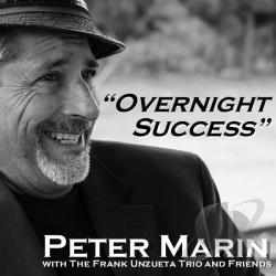 Marin, Peter - Overnight Success CD Cover Art