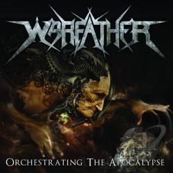 Warfather - Orchestrating the Apocalypse CD Cover Art