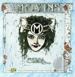 Melvins - Ozma CD Cover Art