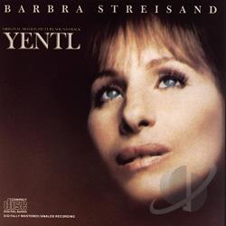 Streisand, Barbra - Yentl CD Cover Art
