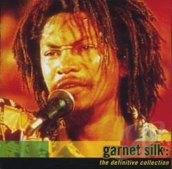 Silk, Garnett - Garnett Silk: The Definitive Collection CD Cover Art