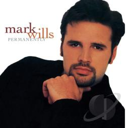 Wills, Mark - Permanently CD Cover Art