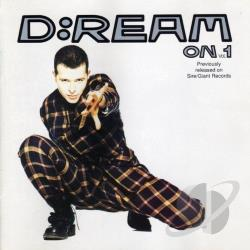 D REAM - On CD Cover Art