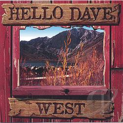 Hello Dave - West CD Cover Art