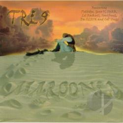 Tre9 - Marooned CD Cover Art
