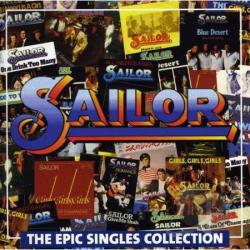 Sailor - Epic Singles Collection CD Cover Art