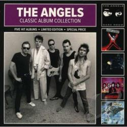 Angels - Classic Album Collection CD Cover Art