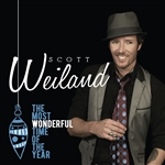 Weiland, Scott - Most Wonderful Time of the Year CD Cover Art
