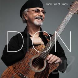 Dion - Tank Full of Blues CD Cover Art