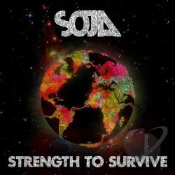 Soja - Strength to Survive CD Cover Art