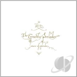 Zorn, John - Gnostic Preludes: Music of Splendor CD Cover Art
