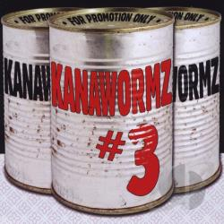 Kanawormz - Vol. 3 CD Cover Art