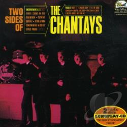 Chantays - Two Sides of the Chantays/Pipeline CD Cover Art