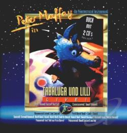 Mafay, Peter - Tabaluga & Lilli Live CD Cover Art