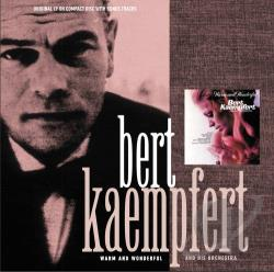 Kaempfert, Bert & His Orchestra - Warm and Wonderful CD Cover Art