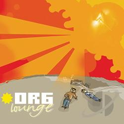 Org Lounge - Org Lounge CD Cover Art