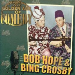 Hope, Bob - Golden Age Of Comedy CD Cover Art