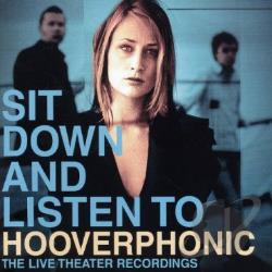 Hooverphonic - Sit Down and Listen To CD Cover Art