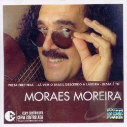 Moreira, Moraes - Essential CD Cover Art
