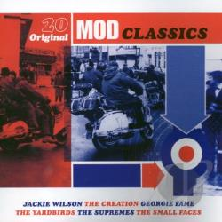 20 Original Mod Classics CD Cover Art