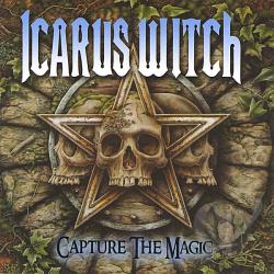 Icarus Witch - Capture the Magic CD Cover Art