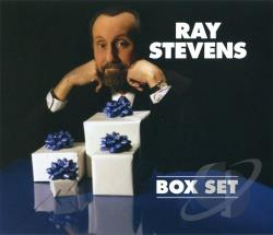 Stevens, Ray - Box Set CD Cover Art