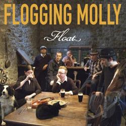 Flogging Molly - Float CD Cover Art