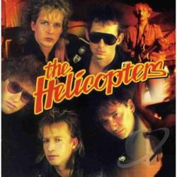 Helicopters CD Cover Art