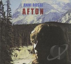Rossi, Anni - Afton CD Cover Art