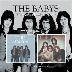 Baby's - Babys / Broken Heart CD Cover Art